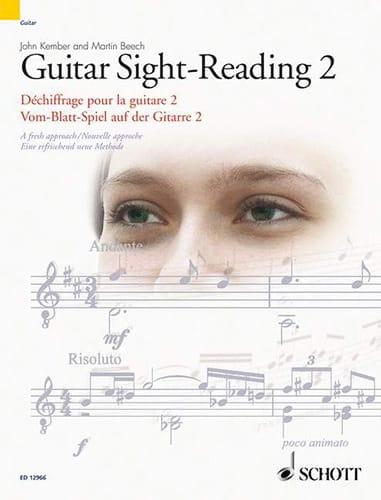 Guitar Sight Reading Vol.2 - laflutedepan.com