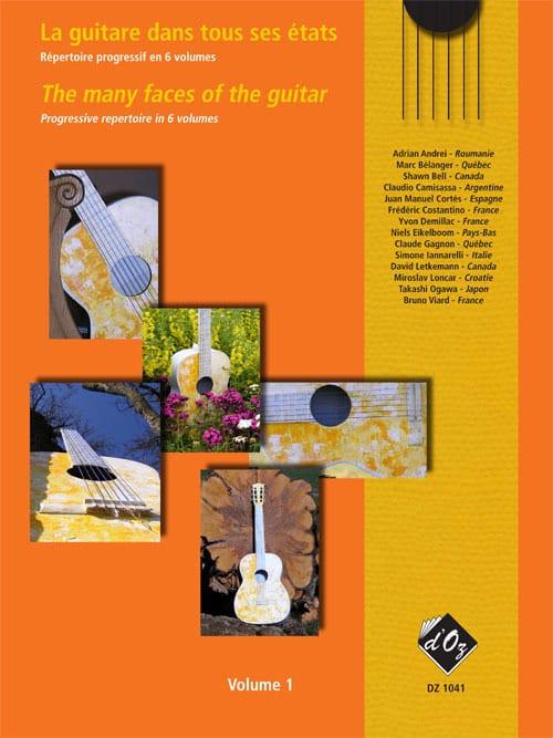 - La chitarra in tutti i suoi stati Volume 1 - Partition - di-arezzo.it