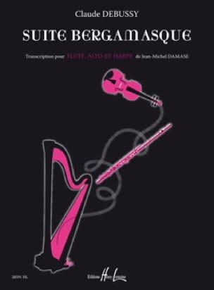 Suite Bergamasque - DEBUSSY - Partition - Trios - laflutedepan.com