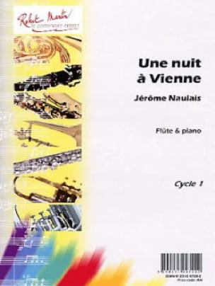 Jérôme Naulais - A Night in Vienna - Partition - di-arezzo.com