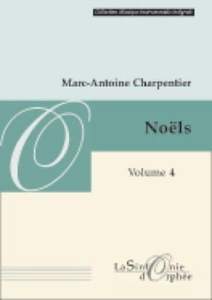 Noëls - Volume 4 Conducteur - CHARPENTIER - laflutedepan.com