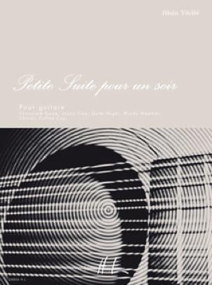 Alain Vérité - Small Suite for a Evening - Partition - di-arezzo.co.uk
