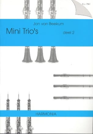 - Mini Trio's Deel 2 - 3 Winds - Partition - di-arezzo.co.uk