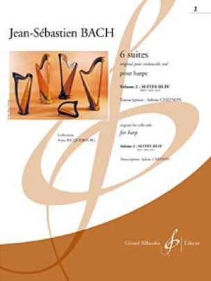 6 Suites Vol.2 - BWV 1009-1010 - BACH - Partition - laflutedepan.com