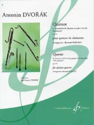DVORAK - 1st Movement of the Opus Quartet 96 - Partition - di-arezzo.co.uk
