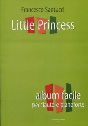 Little Princess - Francesco Santucci - Partition - laflutedepan.com