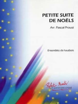 Pascal Proust - Little Christmas suite - Partition - di-arezzo.co.uk