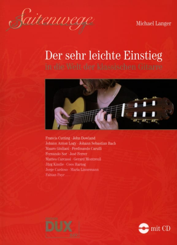 Der Sehr Leichte Einstieg in die Welt der Klassischen Gitarre - laflutedepan.com