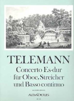 Concerto In Es Dur Fur Oboe, Streicher Und Bc - laflutedepan.com