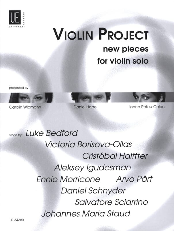 - Violin Project New Pieces - Partition - di-arezzo.co.uk
