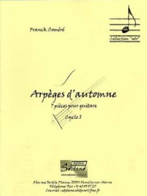 Arpèges d'Automne - Franck Coméré - Partition - laflutedepan.com