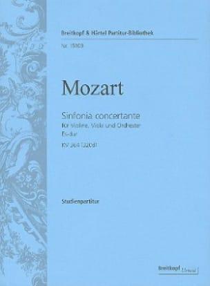Sinfonia Concertante Kv 364 320d - MOZART - laflutedepan.com