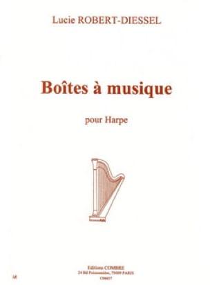 Boites A Musique - Lucie Robert-Diessel - Partition - laflutedepan.com