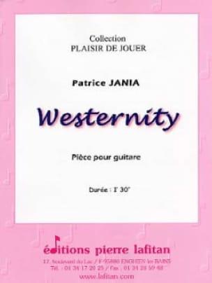 Westernity - Patrice Jania - Partition - Guitare - laflutedepan.com