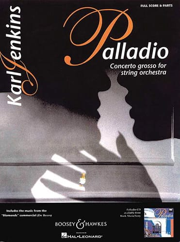 Palladio for String Orch. - Parts and Score - laflutedepan.com