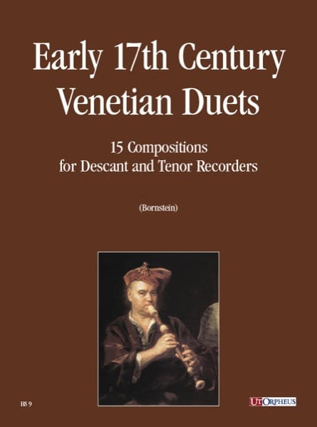 15 Compositions Of Early 17th Century Venetian Duets - laflutedepan.com