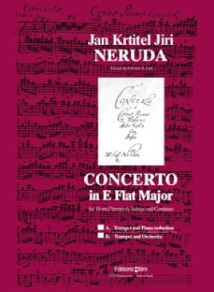Concerto pour Trompette et Orchestre à Cordes - laflutedepan.com