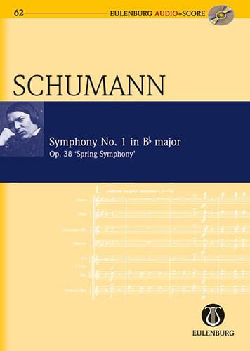 Symphonie N°1 En Sib Maj. Op.38 - SCHUMANN - laflutedepan.com
