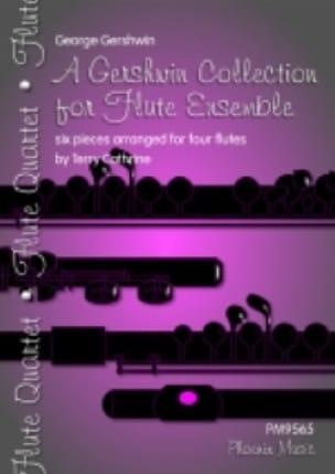 A Gershwin Collection For Flute Ensemble - GERSHWIN - laflutedepan.com