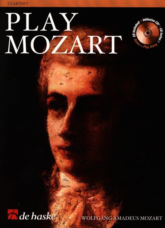 Play Mozart - Clarinette - MOZART - Partition - laflutedepan.com