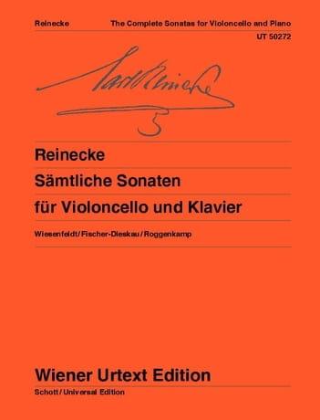 Intégrale des Sonates Pour Violoncelle et Piano - laflutedepan.com