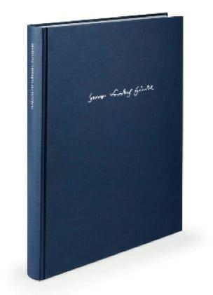 Occasional Oratorio - Série 1/23 - HAENDEL - laflutedepan.com
