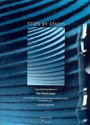 Steps By Staeps - Hans Ulrich Staeps - Partition - laflutedepan.com