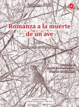 Graciane Finzi - Romanza At the Muerte of a Ave - Partition - di-arezzo.co.uk