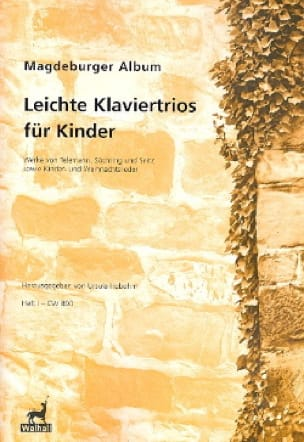 - Magdeburger Album - Leichte Klaviertrios For Kinder Volume 1 - Partition - di-arezzo.co.uk
