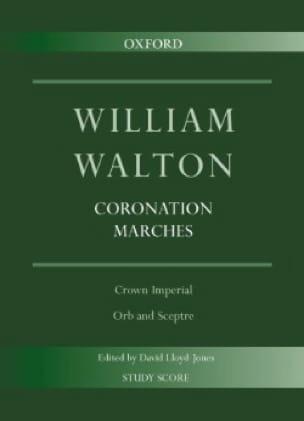 Coronation Marches - William Walton - Partition - laflutedepan.com