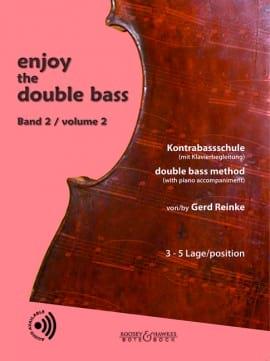 Gerd Reinke - Enjoy The Double Bass Vol.2 - Partition - di-arezzo.fr