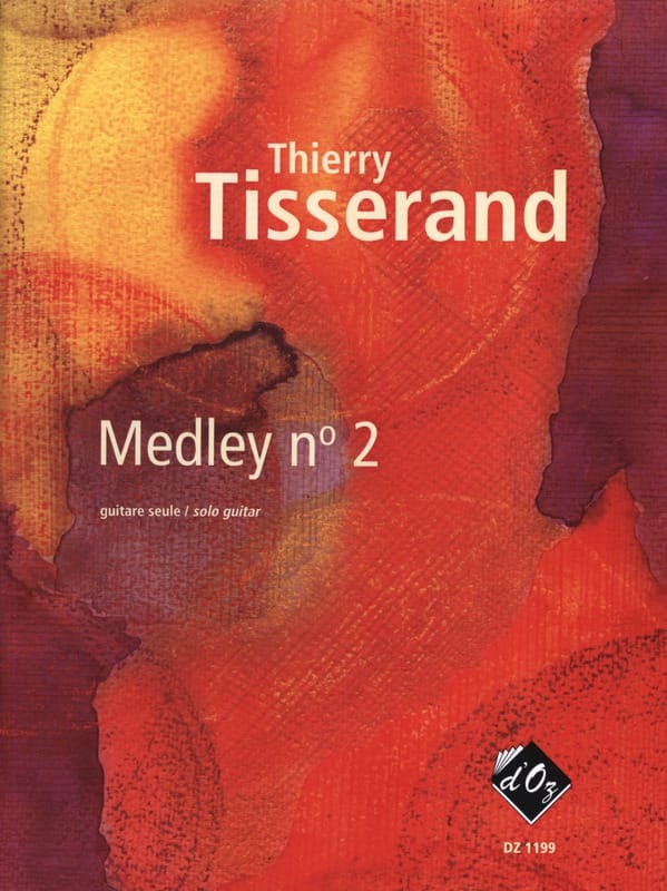 Thierry Tisserand - Medley Volume 2 - Partition - di-arezzo.co.uk