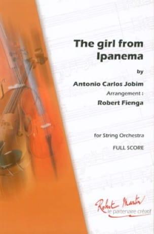 The Girl From Ipanema - Antonio Carlos Jobim - laflutedepan.com