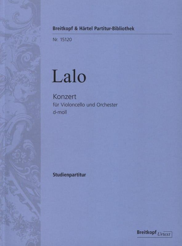 Concerto en Ré Mineur pour Violoncelle et Orchestre - laflutedepan.com