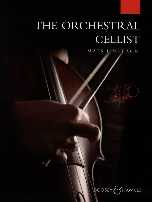 The Orchestral Cellist - Mats Lidstroem - Partition - laflutedepan.com
