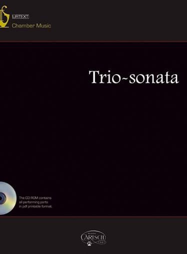 - Trio Sonata Musica da Camera - Partition - di-arezzo.co.uk