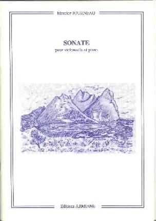 Sonate Pour Violoncelle et Piano - Maurice Journeau - laflutedepan.com