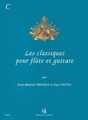 Jean-Maurice Mourat - Classics for Flute and Guitar Vol. C - Partition - di-arezzo.co.uk