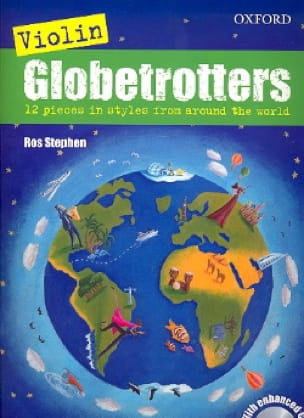 Violon Globetrotters - Violon - Stephen Ros - laflutedepan.com