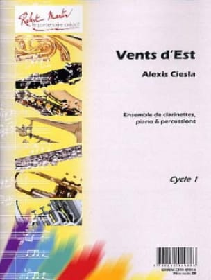 Alexis Ciesla - Winds of East - Partition - di-arezzo.co.uk