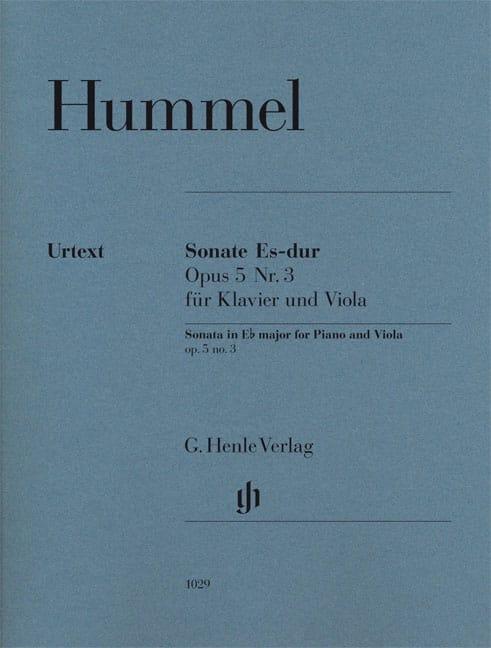 Sonate pour alto en Mi bémol majeur op. 5 n° 3 - laflutedepan.com