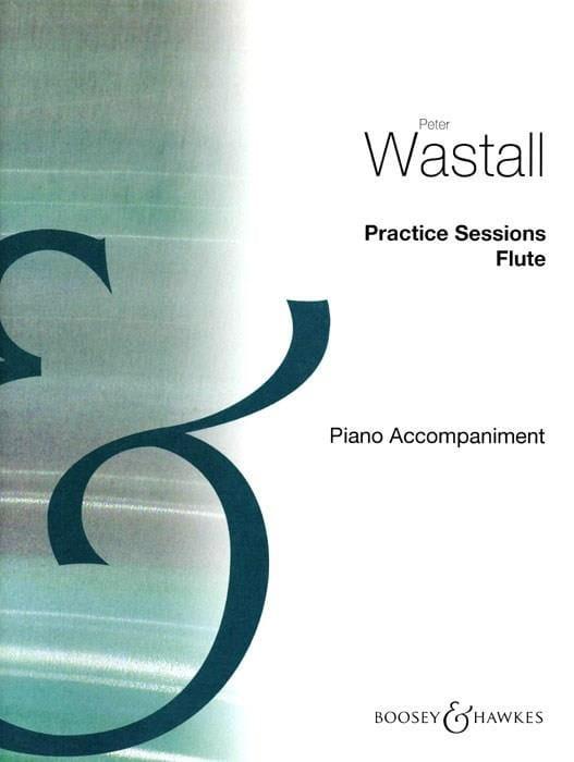 Practice Sessions Flute - Piano Accompaniment - laflutedepan.com