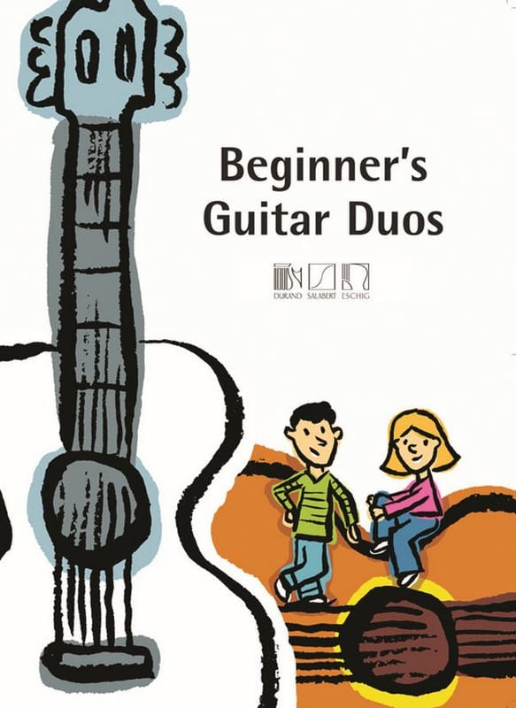 - Beginner's Guitar Duos - Partition - di-arezzo.fr