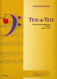 Tête à Tête Volume 2 - Christophe Delabre - laflutedepan.com