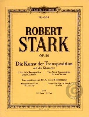 Die Kunst Der Transposition Teil 2 - Robert Stark - laflutedepan.com