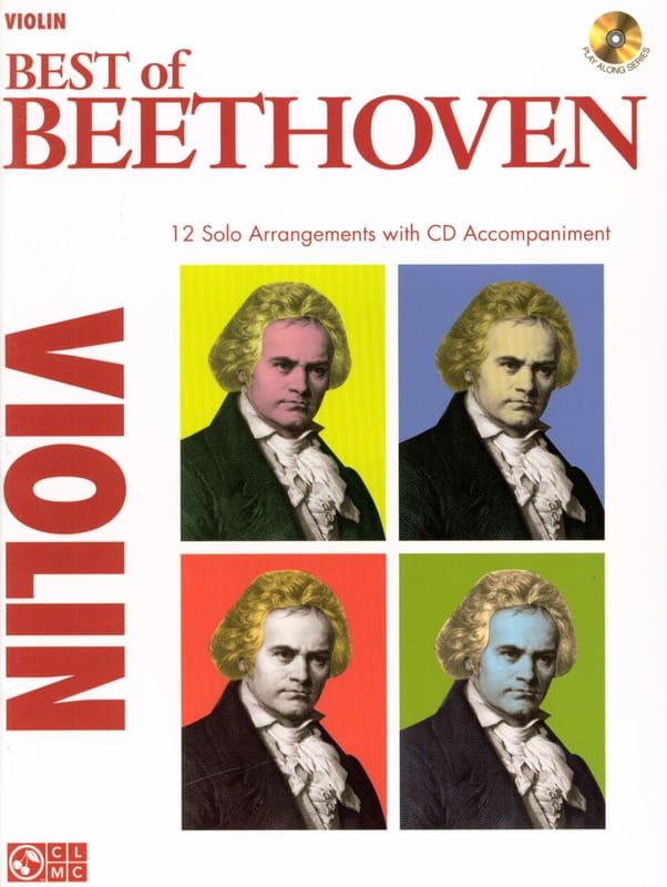 Best Of Beethoven For Violin - BEETHOVEN - laflutedepan.com