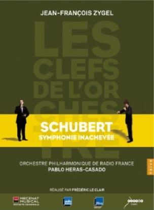 Les Clefs de l' Orchestre - Schubert - laflutedepan.com
