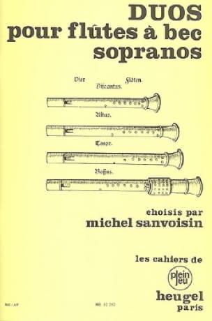 - Duos para grabadora de sopranos - Partition - di-arezzo.es