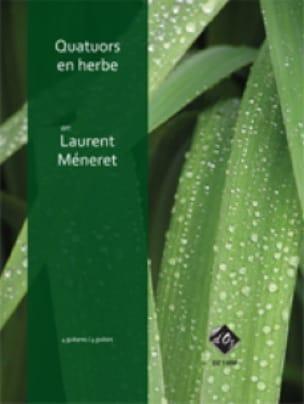 Quatuors en Herbe Volume 1 - Partition - laflutedepan.com