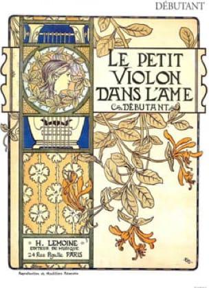 Bruno Garlej - Le Petit Violon dans L'Ame - Partition - di-arezzo.fr